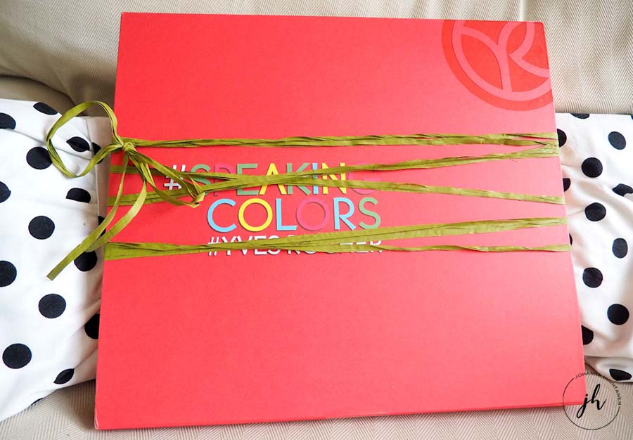 Yves Rocher Speakin Colors
