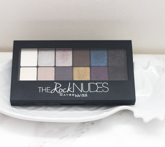 Maybelline The Rock Nudes Palette