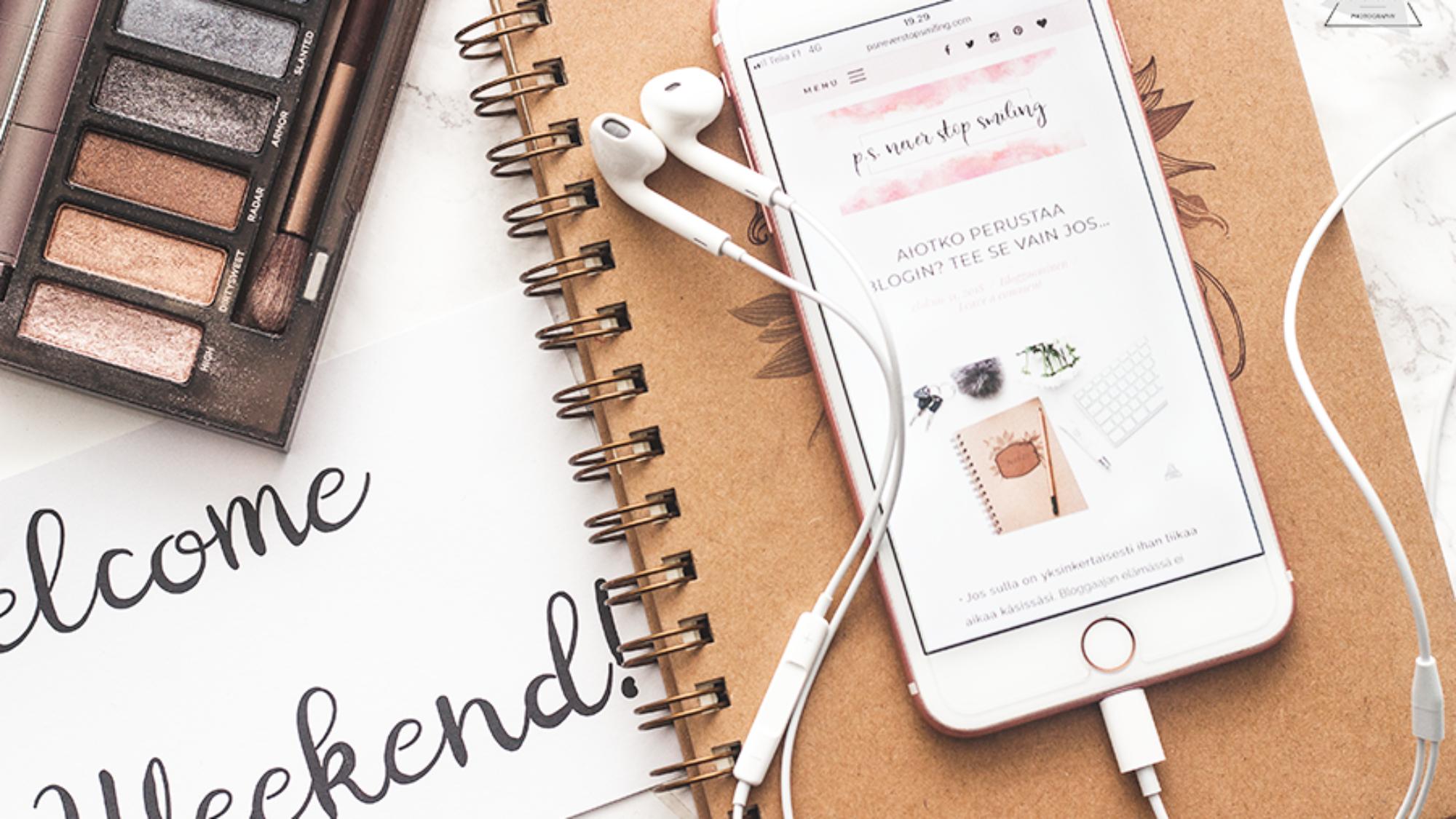 Pitääkö blogin uudistua? 2
