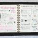 Bullet journalin neljä eri tyyliä