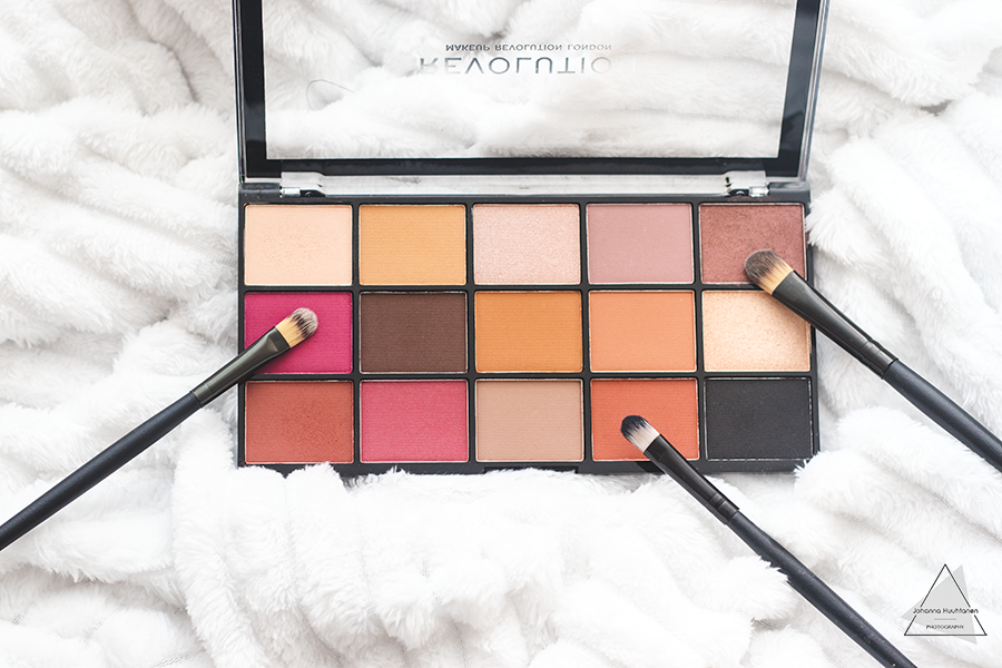 Makeup Revolution Re-Loaded Iconic Vitality