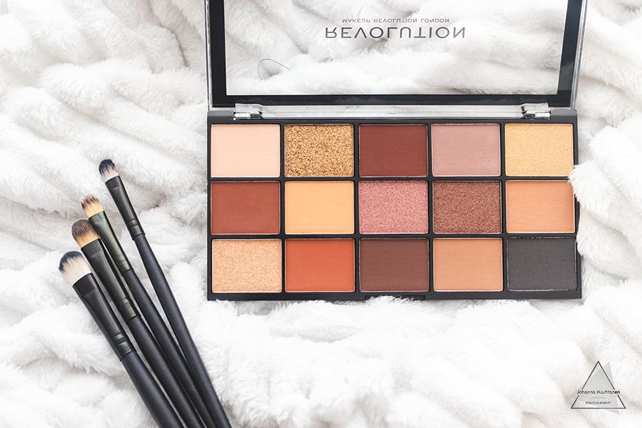 Makeup Revolution Re-Loaded Velvet Rose