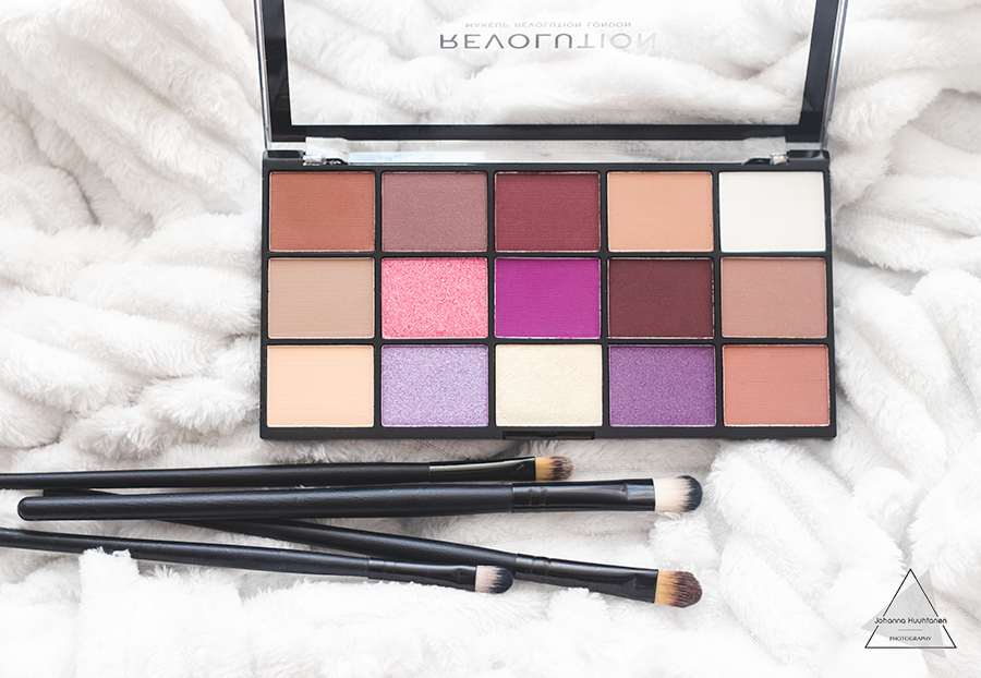 Makeup Revolution Re-Loaded Visionary