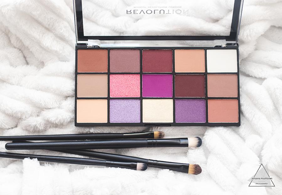Makeup Revolution Re-Loaded Visionary