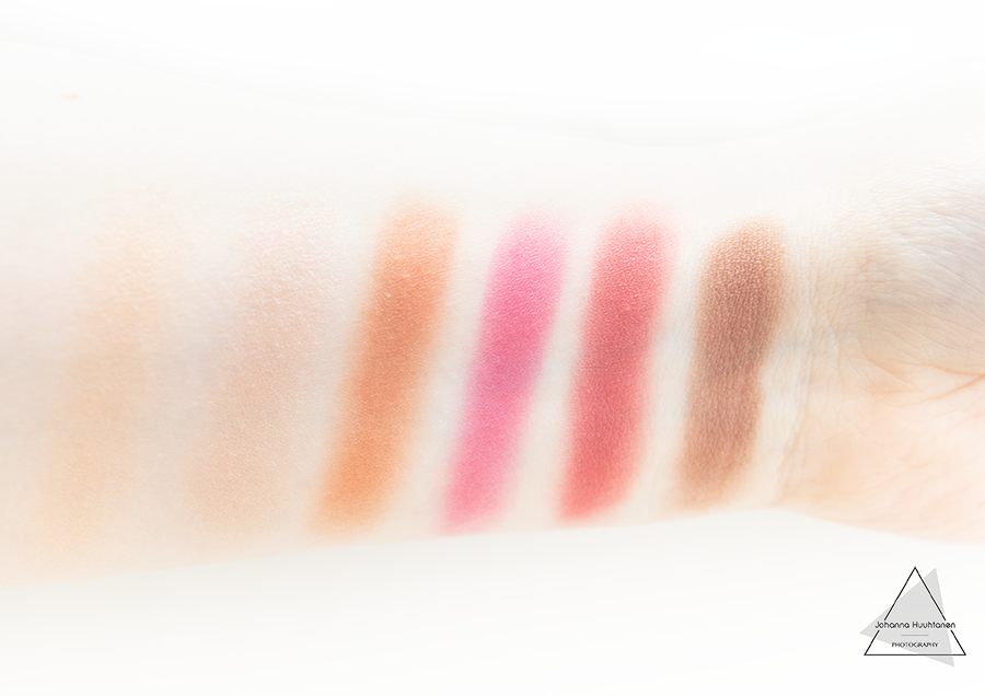 Re-Loaded Iconic Vitality swatch
