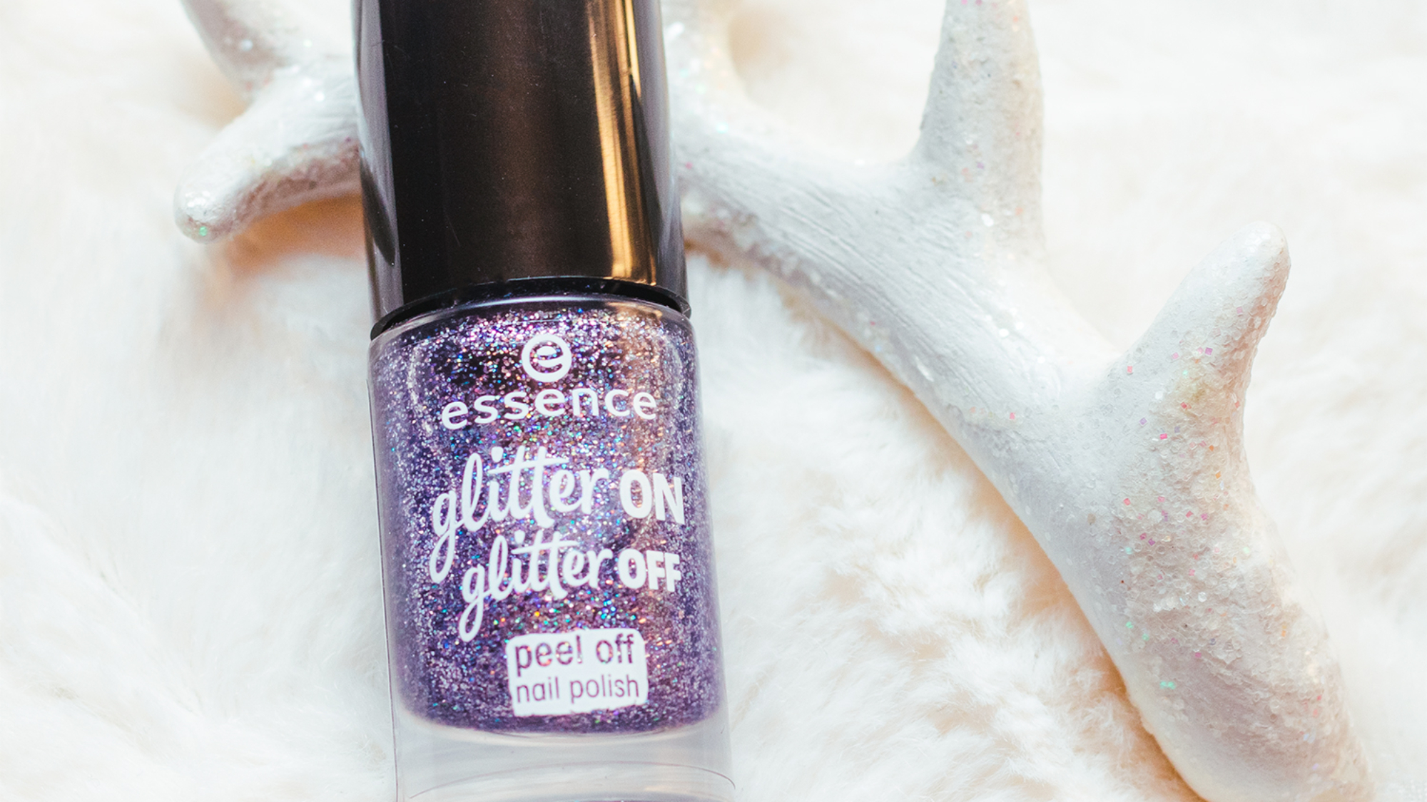 essence Glitter On Glitter Off