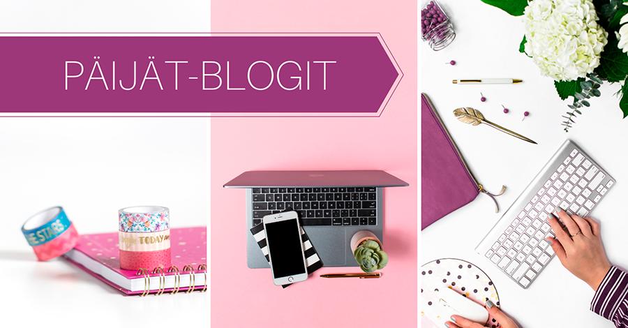 Uusi blogiyhteisö: Päijät-blogit