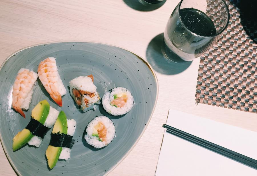 HaoKing Helsinki sushi