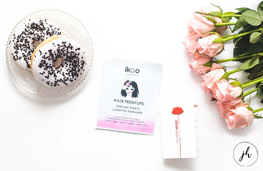 Bette Box huhtikuu 2019 Ikoo Infusions Hair Fresh-Ups
