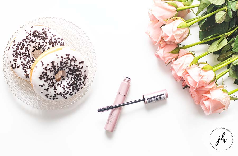 Bette Box huhtikuu 2019 Lumene Essential Volume Mascara