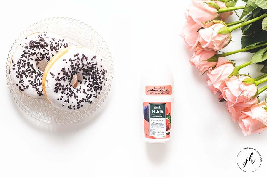 Bette Box huhtikuu 2019 N.A.E Idratazione deodorantti