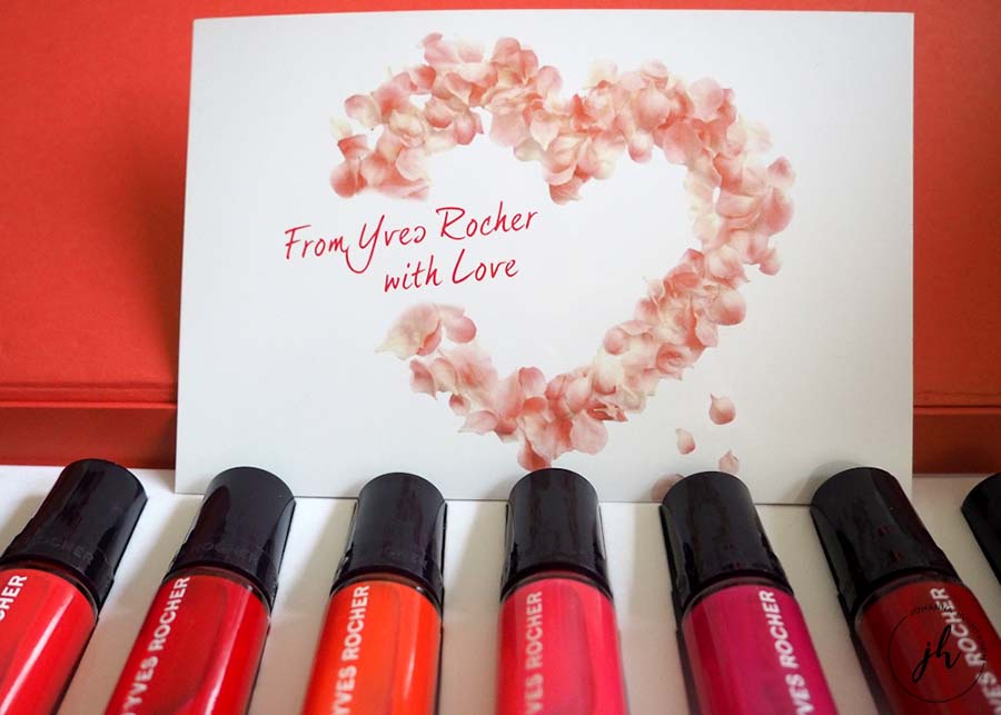 From Yves Rocher with love