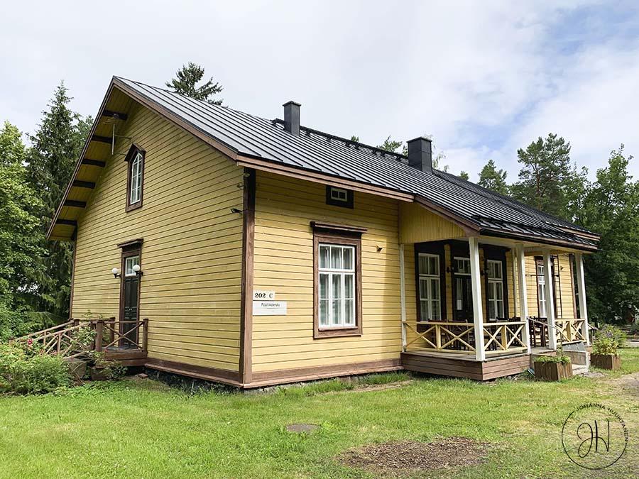 Artjärven Päälliköntalo