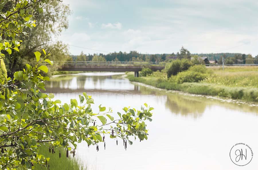 Aurinkoinen Artjärvi