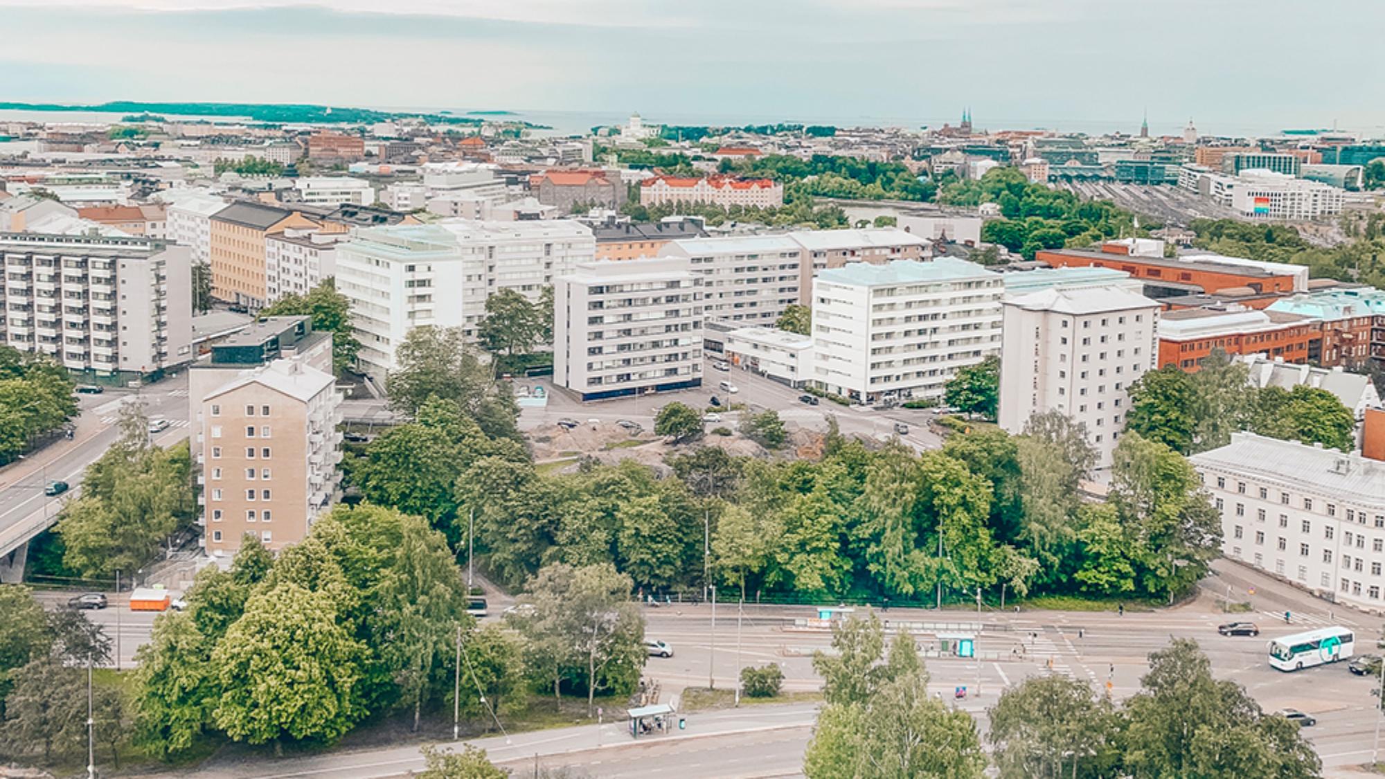 Kaupunkiloma Helsingissä