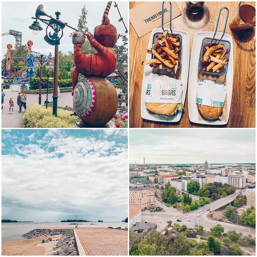 Kaupunkiloma Helsingissä 2019