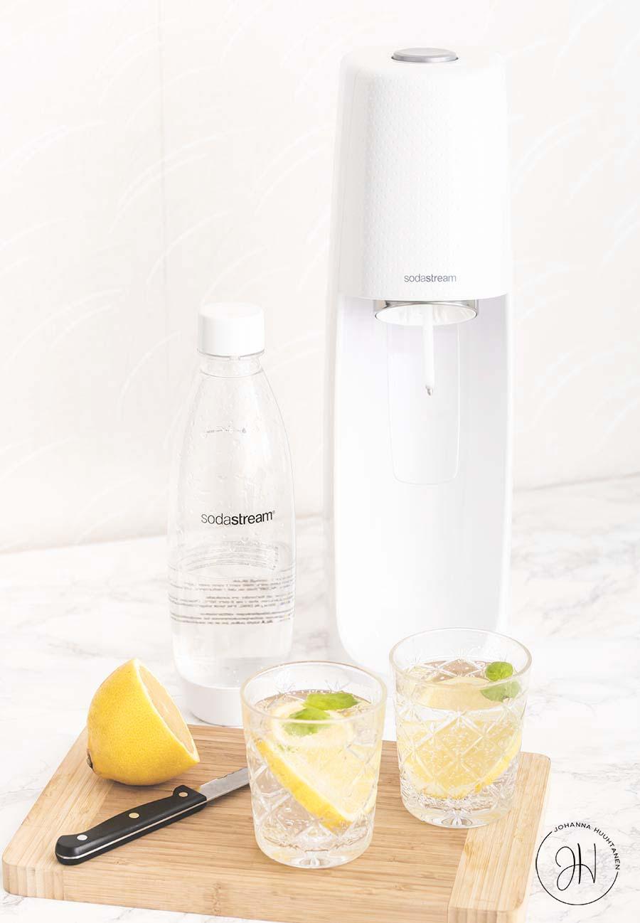 SodaStream-laite