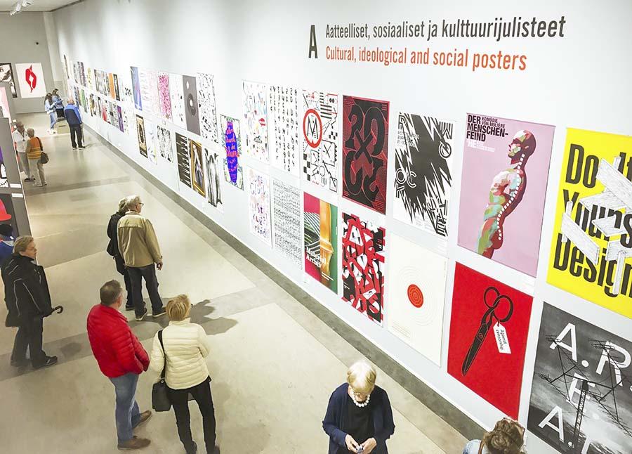 Taidelauantai 2017 Taidemuseo