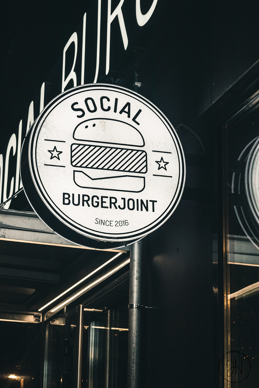 Social Burger Joint since 2016