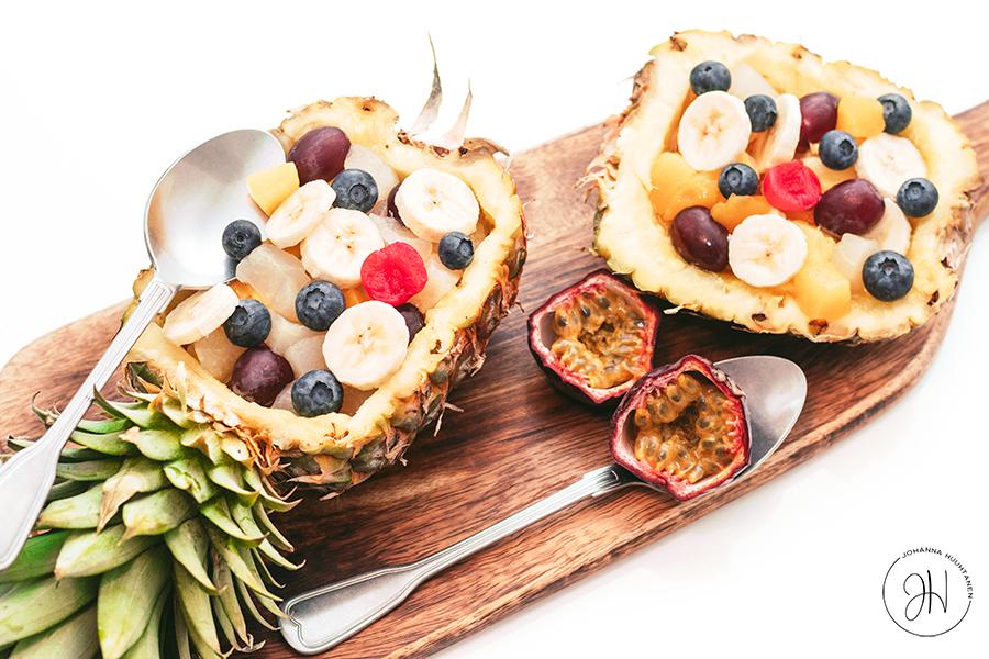 Laadukkaat tuotekuvat hedelmä