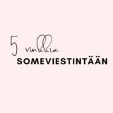 5 vinkkiä sosiaalisempaan someviestintään