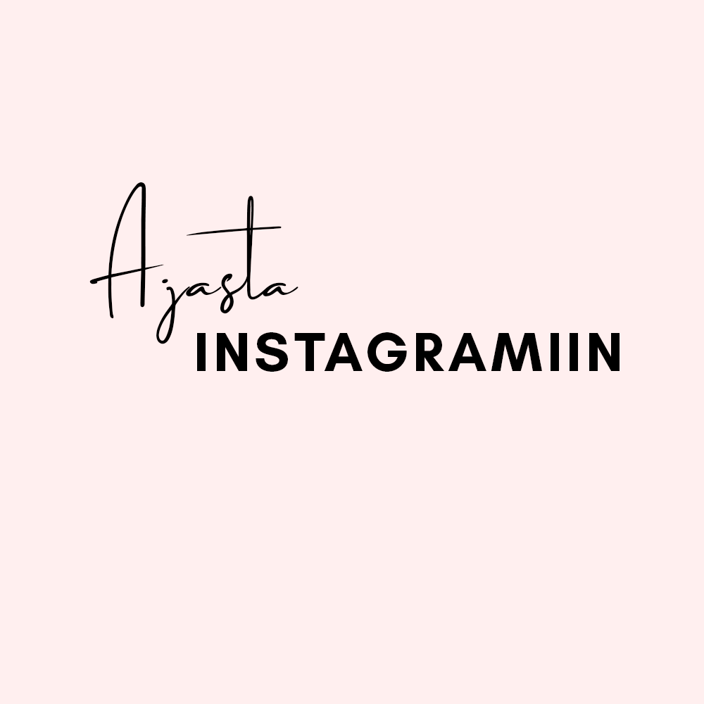 Instagram-julkaisun ajastus