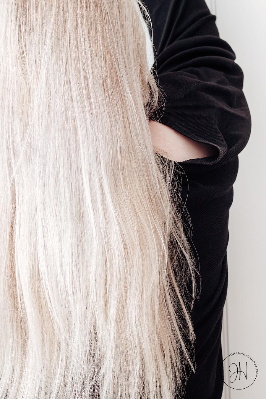 Garnier Fructis hiukset