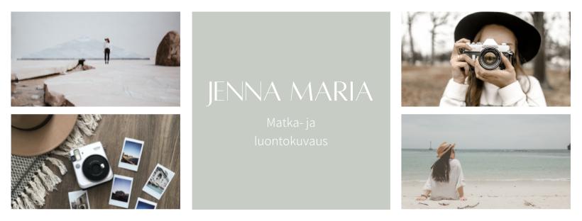 Jenna Maria kansikuva